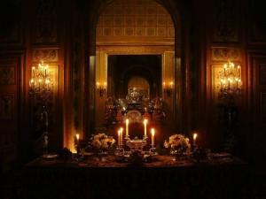 chateau interieur